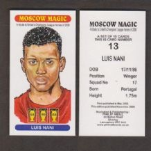 Manchester United Luis Nani Portugal 13 (2)